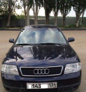 Audi A6, 1.8 MT, 2000, седан