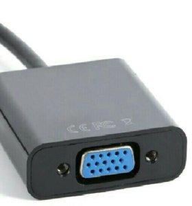 Hdmi-Vga кабель адаптер переходник