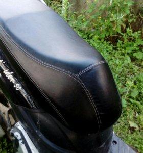 Пошив сидушек для скутера, мопеда, мотоцикла