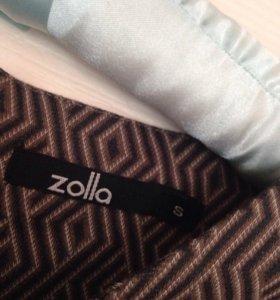 Платье трикотажное zolla