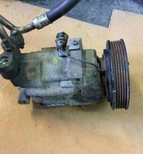 компрессор кондиционера CR14