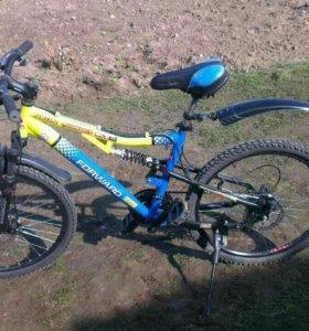 Велосипед подростковый Forward neon