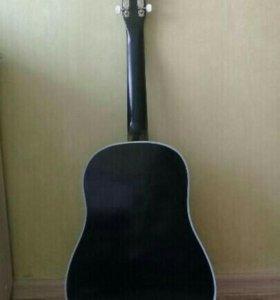 Классическая гитара 6 струнная + чехол