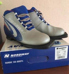 Ботинки лыжные Nordway🎿