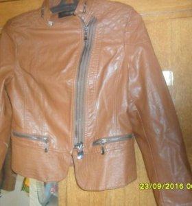 Куртка кожезаменитель