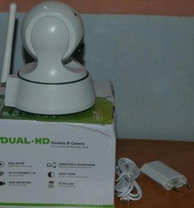 Видео камера WI FI