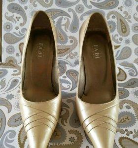 Туфли Fabi (новые).Кожа. Размер 36