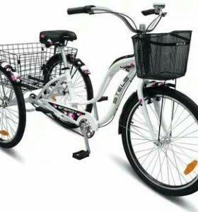 Велосипед грузовой