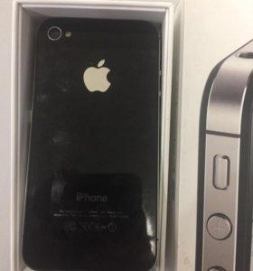 Продам айфон 4 s 16 гб