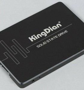 Kingdian S400 SATA III SSD - 120GB