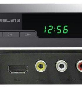 Цифровая приставка Oriel 213 DVB T2