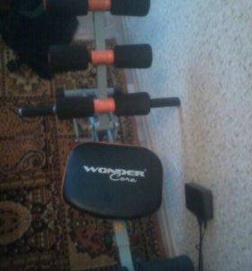 Wonder core и cardio twister