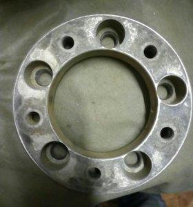 Проставки колёс на эскудо 3'5 см. 4 шт