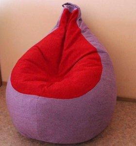Яркое новое кресло