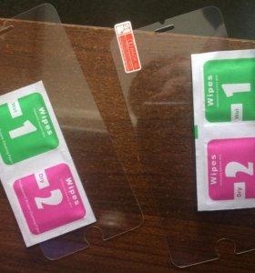 Защитные стекла на Айфон 6-6s
