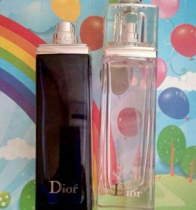 Dior addict edp, Dior addict fraiche 100 мл