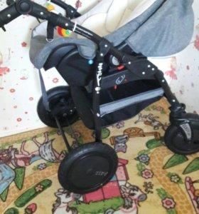 Детская коляска Zipy Verdi 3в1.