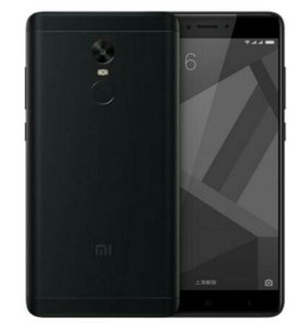 Xiaomi Redmi Note 4X 4GB/64GB Dual SIM (Black)
