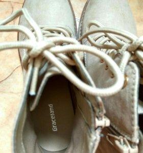 ботинки, новые, трендовые36