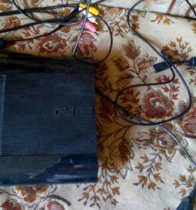 Sony Playstation 3. 500 GB SuperSlim