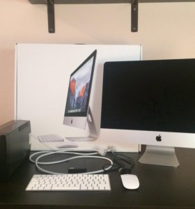 Apple iMac 21,5'' late 2015