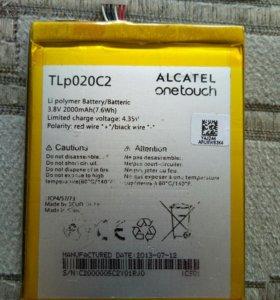 Аккумулятор Alcatel ot6040d