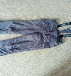 Зимние, спортивные штаны