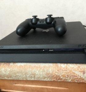 PlayStation 4 slim; аккаунт с играми