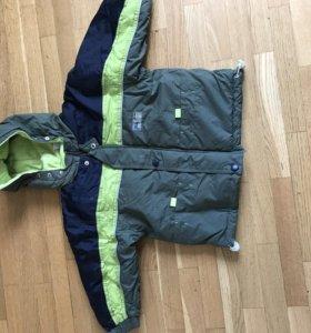 Куртка 98 новая