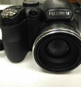 Фотоаппарат fugifilm finepix s