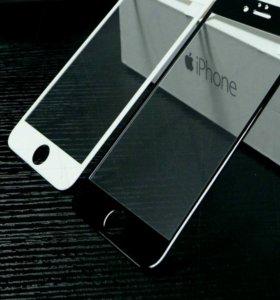 Стекло 3D на iPhone 6/6s