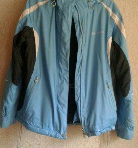 Лыжный костюм, куртка зимняя