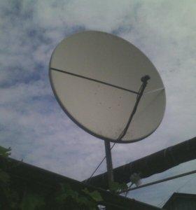 Тарелка спутниковая 1.5 метра