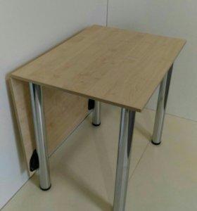 Стол кухонный раскладной новый