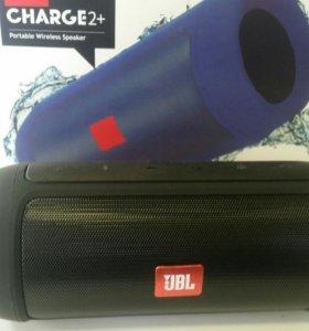 Колонка Bluetooth JBL CHARGE 2+