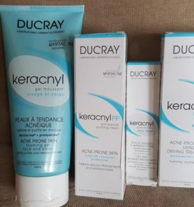 Набор средств для проблемной кожи Keracnyl Ducray