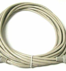 Сетевой кабель любой длинны