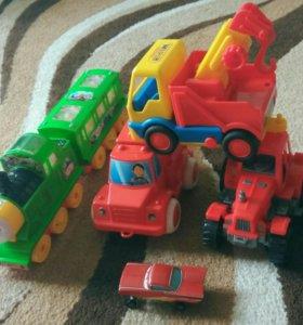 Игрушки/машины.