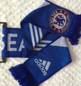 Шарф Adidas. Chelsea FC.