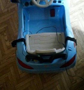 Детский электромобиль Rivertoys