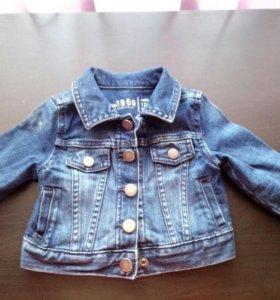 Куртка джинсовая БебиГап