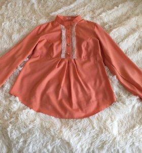 Блузка для будущих мам