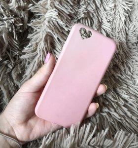 Чехол для iPhone 6-6s 🖤