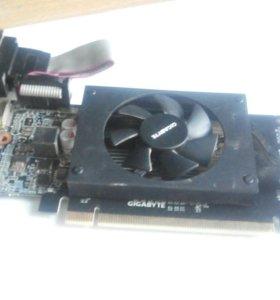 Видеокарта Nvidia Geforce gt 710 1gb