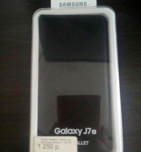 Чехол-книжка Samsung Galaxy J7 (2016)