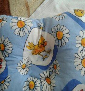 Продам ортопедическую подушку для малыша