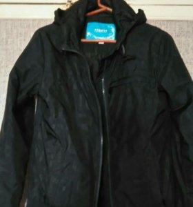 Куртка унисекс, р 44