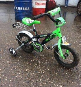 Продаётся детский велосипед цена