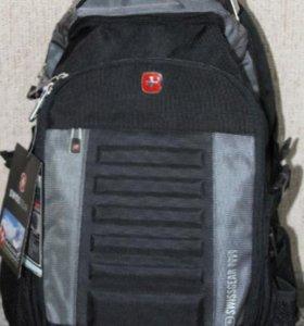 Рюкзак SWISSGEAR с проветриваемой спинкой