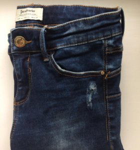 Рваные джинсы,ж